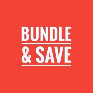 Bundle and Save...